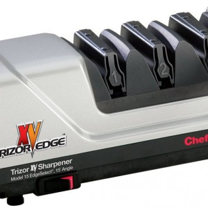 The 3 Stage Trizor XV Model 15 From Chef's Choice