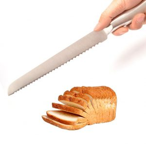 A Bread Knife Is A Good Example Of A Serrated Blade