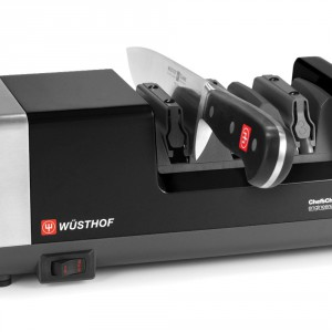Wusthof Electric Knife Sharpener: A Joint Collaboration With Chef's Choice
