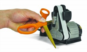 An Incredibly Versatile System Capable Of Sharpening Scissors!