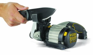 Control The Speed At Which You Sharpen By Simply Adjusting The Variable Speed Motor