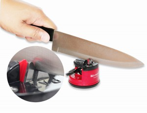 SunrisePro Knife Sharpener: Small, Cheap & Easy To Use!