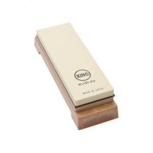 King 2 Sided Sharpening Stone