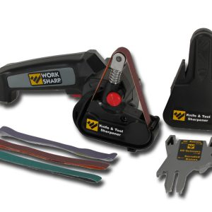 Work Sharp WSKTS: An Inexpensive Yet Highly Effective System