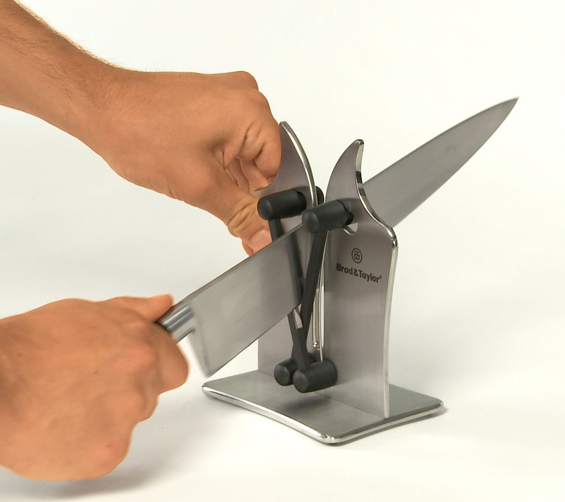 Brod And Taylor Professional Knife Sharpener 4