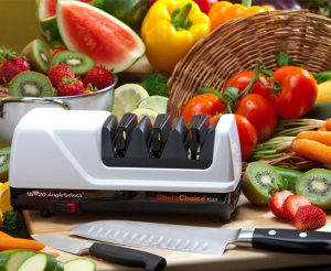 The Chef's Choice 1520 Is More Versatile Than It's Counterpart Trizor XV