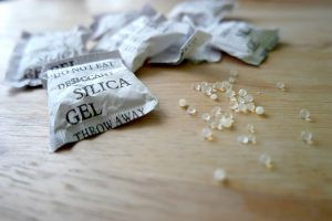 Save The Silica Gel And Use Them In Your Kitchen Drawers