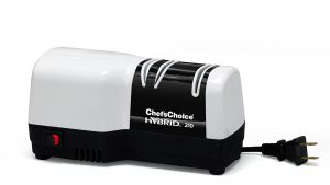 "The Modern ""New School"" Electric Sharpener"