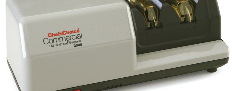 Model 2000 Is Chef's Choice Commercial Sharpening Option