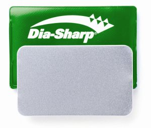 Dia-Sharp Credit Card Whetstones: Portable & Effective!