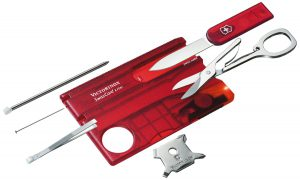 Swiss Card Lite By Victorinox: A Credit Card Sized Tool That's Perfect On The Go!