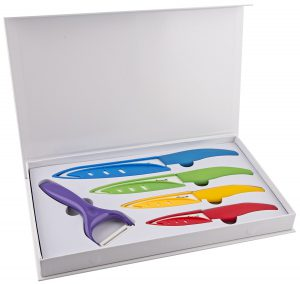 Check Out This Cool Gift Box: Oh, I Forgot To Mention That It Also Includes A Peeler!