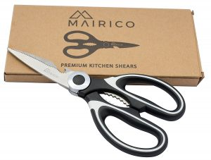 MAIRICO Premium Shears: Feels Great, And Is Sharp As A.....!