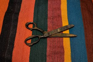 Do You Want Your Shears To Look Like This? If You Answered No, Then Pay Attention To Where And How You Store Them!
