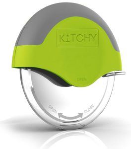 Kitchy Cutter Wheel: The Modern Day Pizza Cutter!