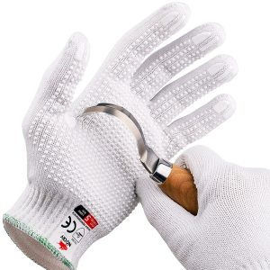 NoCry Cut Resistant Work Gloves: These Are Insanely Grippy!