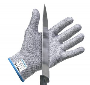 Stark Safe Cut Resistant Gloves: Cheap, And For Those With Huge Hands.....It's Available In Extra Large!