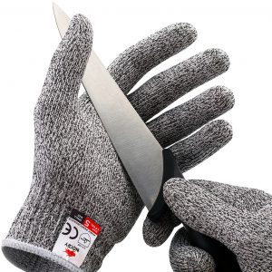 NoCry Cut Resistant Gloves: Cheap, Effective, And Incredibly Comfortable!