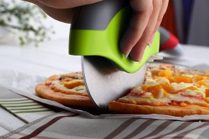 Cleaning Could Get A Little Messy For Thicker, Deep Dish Style Pizzas