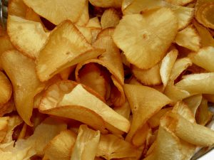 Ever Tried Cassava Chips? Delish!!!!