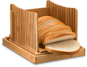 Beautifully Crafted Bamboo Slicer That Can Do Up To 4 Thicknesses!