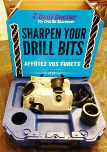 Drill Doctor 750X: Simply The Best!