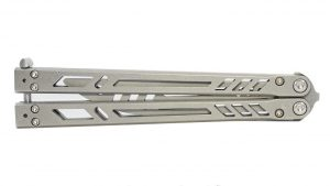 Skeletonized Handles For Optimum Performance!